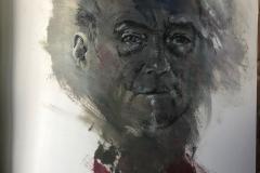 zelfportret 3 2020